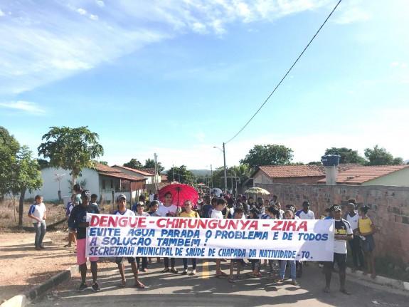 CAMPANHA DE CONSCIENTIZAÇÃO